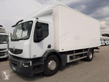 Used plywood box truck Renault Premium 270 DXI