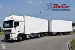 شاحنة مقطورة DAF XF 460 برّاد أحادي الحرارة مستعمل