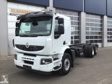 Used chassis truck Renault Premium 340