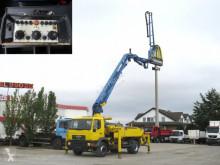 Camion MAN ME Schwing, nur 3.486h pompe à béton occasion