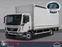 Camion MAN TGL 12.250 4X2 BL cassone centinato usato