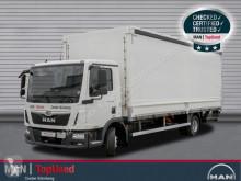 Camion MAN TGL 12.250 4X2 BL Schiebeplane LBW AHK Klima savoyarde occasion