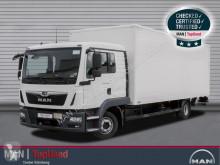 Camión MAN TGL 12.250 4X2 BL L HAUS 1 BETT LBW KLIMA furgón usado