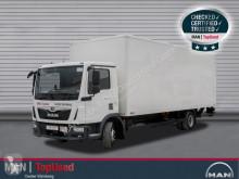 MAN TGL 12.220 4X2 BL Klima AHK LBW 3-Sitzer truck used box
