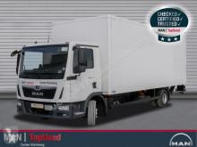 Камион фургон MAN TGL 12.220 4X2 BL AHK LBW Klima Tempomat 3-Sitze