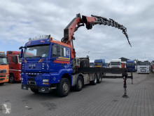 MAN TGA truck used flatbed