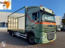 DAF XF105 truck used flatbed