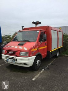 Iveco Daily 59C12 truck used fire engine/rescue vehicle