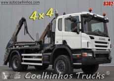 Camion porte containers Scania P 420
