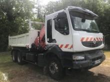 Camion bi-benne Renault Kerax 370.26 (6X4)