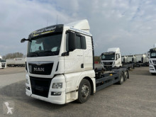 camion MAN TGX 26.440 LL Jumbo, Multiwechsler 3 Achs BDF W