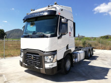 Renault T 460 truck used chassis