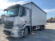 camion Mercedes 25.40 Antos EURO 6 Edscha-Dach Gabel