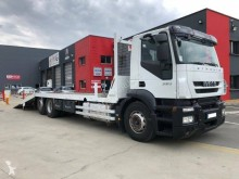 Camion Iveco Stralis 360 transport utilaje second-hand
