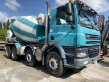 Camion béton toupie / Malaxeur DAF CF85 410