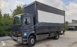 Camion savoyarde occasion Mercedes Atego 1523