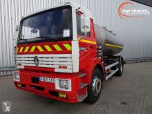 Kamión cisterna Renault G330 Managar Tanktruck, Manuel