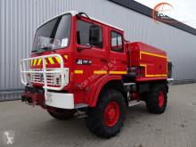 Camion pompiers occasion Renault M150 feuerwehr - fire brigade - brandweer - water tank- pomp