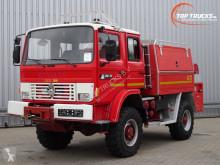 Renault fire truck 200 9.5m150 ccf 0 feuerwehr - fire brigade - brandweer - 2.000 ltr. water tank- pomp - expeditievoertuig