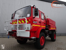 Camion pompiers occasion Renault 200 m180 camiva ccf 0 feuerwehr - fire brigade - brandweer - water tank -