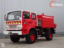 Camion Renault M180 Sides 26 feuerwehr - fire brigade - brandweer - 4.000 ltr. water tank pompieri usato
