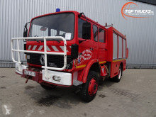 Camion Renault S170 Turbo - CAMIVA - 3.000 ltr water tank - feuerwehr - fire brigade - brandweer pompiers occasion