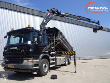 Scania P 360 truck used flatbed