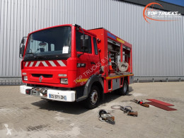 Camion pompiers occasion Renault Midliner 180