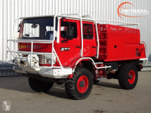 Camion Renault M180 feuerwehr - fire brigade - brandweer - water tank - Camiva CCF4000 - Expeditievoertuig pompieri usato