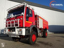 Camion Iveco Eurotrakker 190E30 camion de pompieri cu remorca second-hand