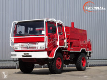 Renault 110-170 truck used fire