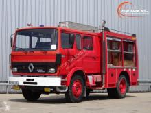 Renault fire truck Camiva S170 feuerwehr - fire brigade - Dubble cabin, mannschaftskabine - 3.400 ltr water tank- pomp