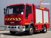 Iveco Euro Cargo 80 E15 Calamiteitenauto, Rescue-Vehicle - 17,5 kva 24/220/380 Generator truck used fire