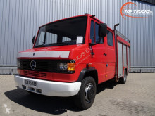 Mercedes 711D truck used fire