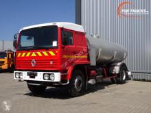 Camion citerne Renault G290 RVS Tank, Inox - Watertank 10.000 ltr.