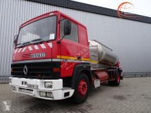 Renault tanker truck V8 R 390 10.000 ltr. Inox Tank - Telma brake!
