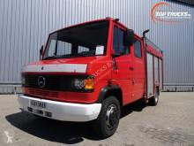 Camion Mercedes 711D pompiers occasion