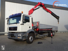 MAN TGM 26.340 truck used flatbed