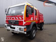 Camión MAN LE 18.220 bomberos usado
