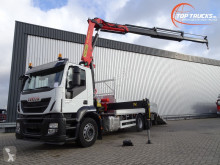 Camion plateau occasion Iveco Stralis