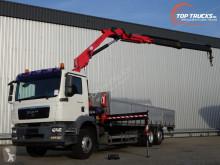 Camion cassone usato MAN TGM 26.340
