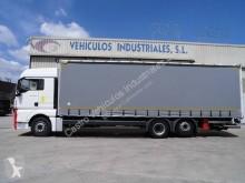 Camion MAN TGX 26.360 rideaux coulissants (plsc) occasion