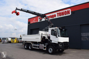 Camion Renault Gamme K 430 / APPROVISIONNEMENT VEHICULES NEUFS SOUS MANDAT / LOCATION bi-benne neuf