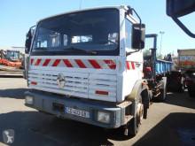 Camion benă trilaterala second-hand Renault Midliner