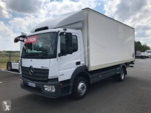 Camion Mercedes Atego 1218 NL fourgon occasion