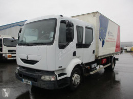 Camion fourgon polyfond occasion Renault Midlum 220.15