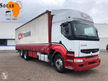 Camion Renault HR 385 10 TYRES (Manual pomp) fourgon occasion