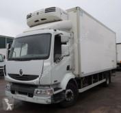 Gebrauchter LKW Kühlkoffer Renault Midlum 270DCI Rohrbahnen Fleisch