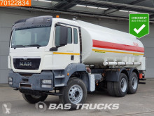 Camion cisternă produse chimice second-hand MAN TGS 40.400