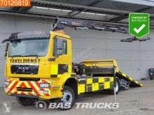Vrachtwagen MAN TGM 18.250 tweedehands platte bak